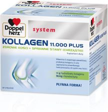 Doppelherz System Kollagen 11000 Plus 30amp  x 25ml