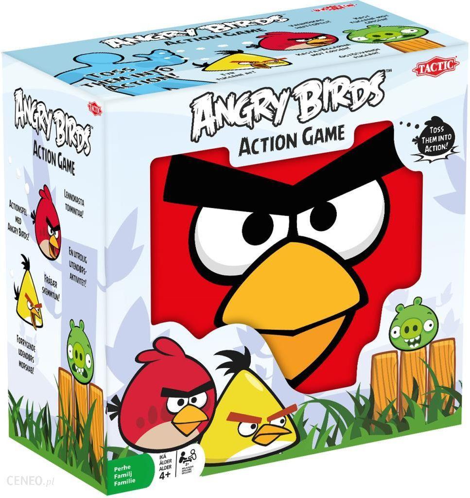 Kimble Chinczyk Angry Birds Gra Planszowa Tactic 46 Zl 9085990538 Allegro Pl