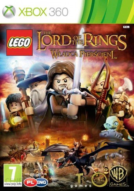Lego Władca Pierścieni Gra Xbox 360 Ceneopl