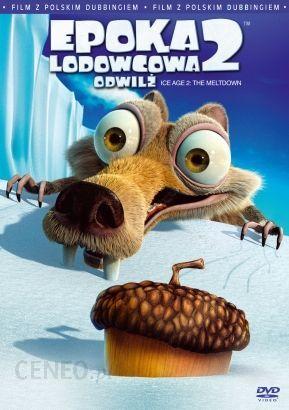 Epoka Lodowcowa + Epoka Lodowcowa 2 (DVD)