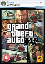 Grand Theft Auto IV (Gra PC)