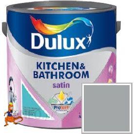 Dulux Kuchnia I łazienka Lateksowa Satyna Chłodny Cień 25l
