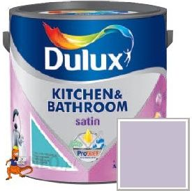 Dulux Kuchnia I łazienka Lateksowa Satyna Czar Prowansji 25l