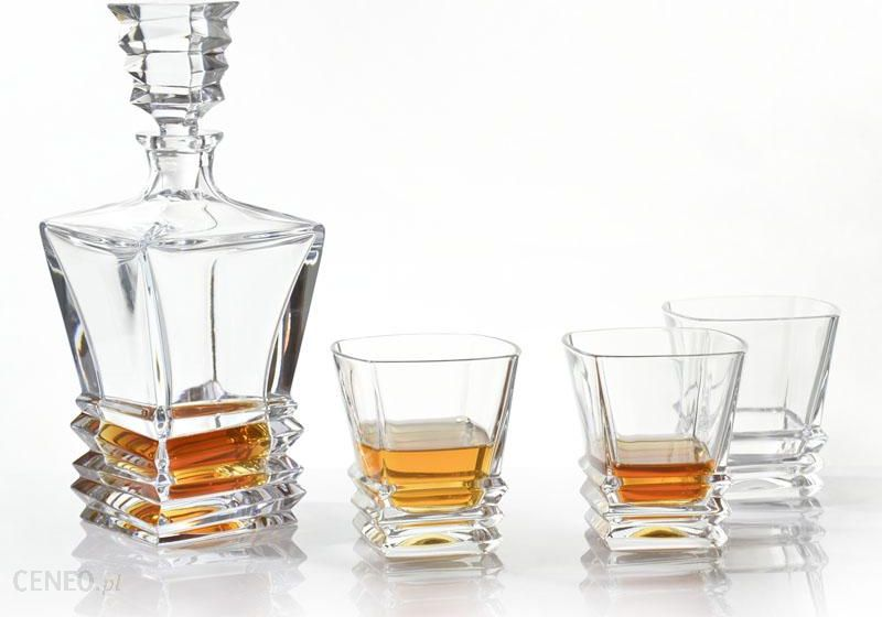 karafka rocky do whisky pojemno 0 85 l eleganck. Black Bedroom Furniture Sets. Home Design Ideas