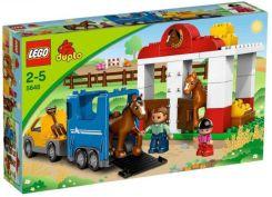 Klocki Lego Duplo Farma Stajnia 4690 Ceny I Opinie Ceneopl