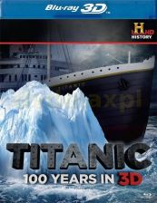 Titanic: 100 Years in 3D (Blu-ray)