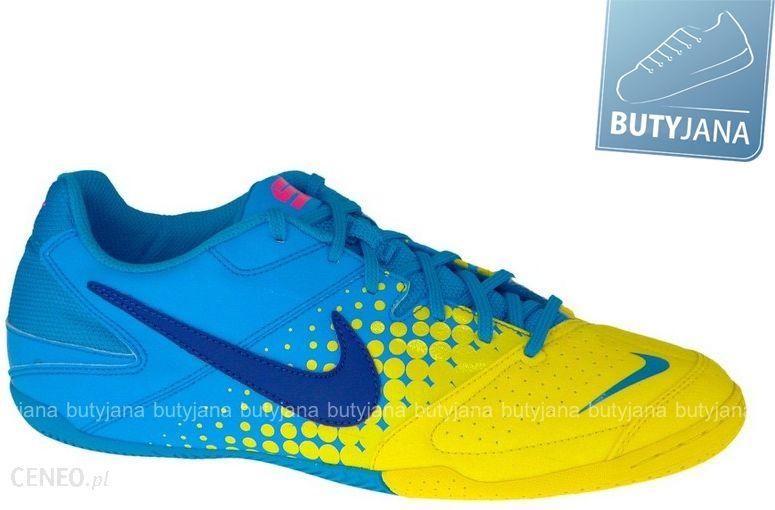 Buty Nike JR Tiempo Legend 8 Academy IC AT5735 606 Kolor czerwony Rozmiar EUR 33 12