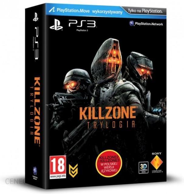 Killzone Trylogia Gra Ps3 Ceneo Pl