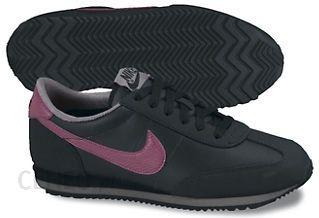 Nike buty WMNS OCEANIA LEATHER 525509 TRAMPKI I TENISÓWKI CZARNY Ceny i opinie Ceneo.pl