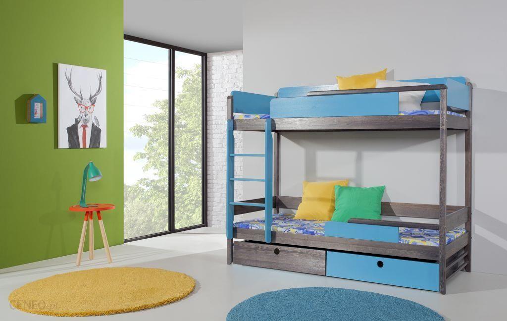 Hevea łóżko Piętrowe Snudo 80x200