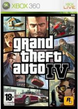 Grand Theft Auto IV (Gra Xbox 360)