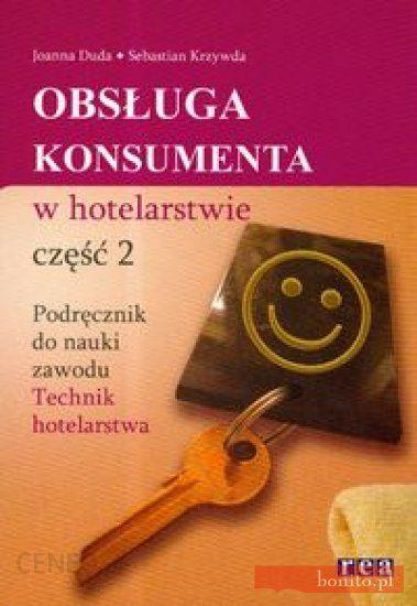 obsługa konsumenta podręcznik pdf