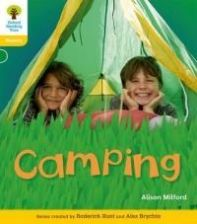 Camping. by Alison Milford, Roderick Hunt