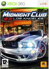 Midnight Club: Los Angeles (Gra Xbox360)