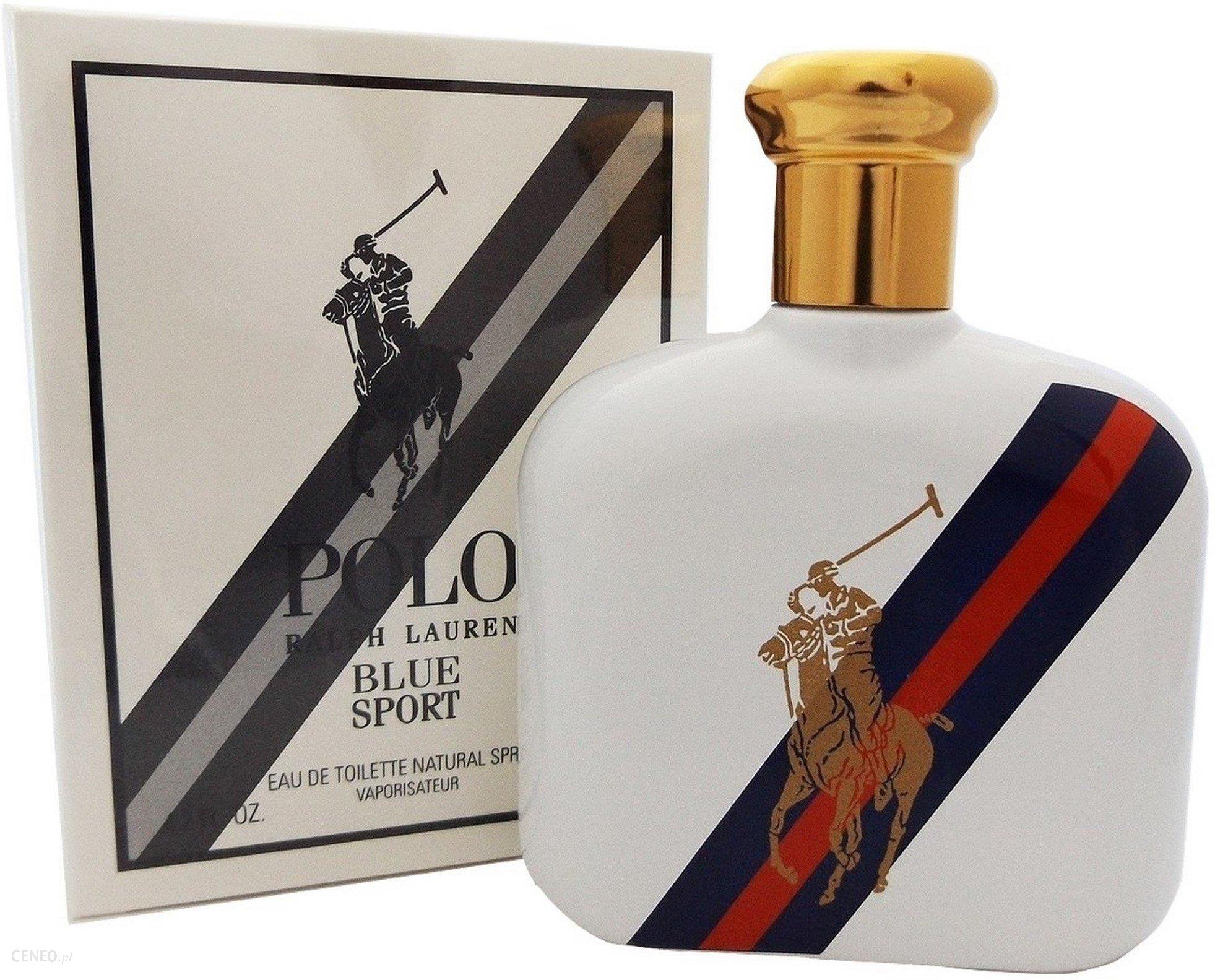 cc2c64eb1c941 Ralph Lauren Polo Blue Sport Woda toaletowa 125ml - Opinie i ceny na ...