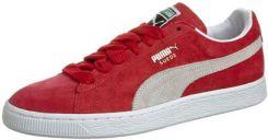 Puma SUEDE CLASSIC ECO Tenisówki niskie czerwony