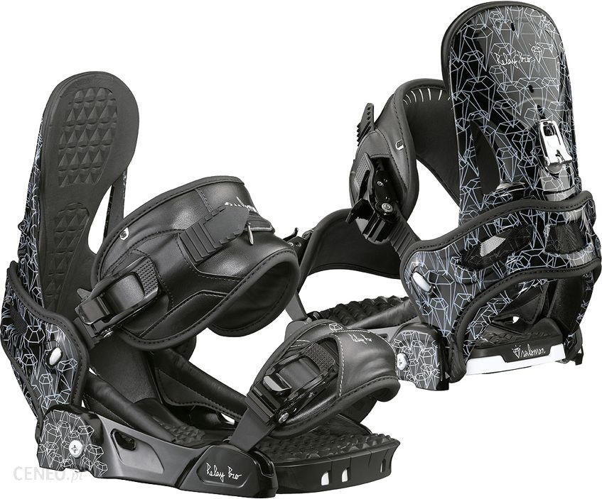 Salomon Relay Pro wiązania snowboardowe Ceny i opinie