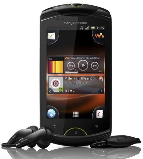 Sony Ericsson Wt19i Czarny Cena Opinie Na Ceneo Pl