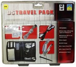 Travel Pack (Logic3) (NDS)