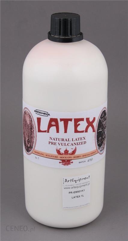 Aeq Naturalny Latex W Plynie 1 Litr Ceny I Opinie Ceneo Pl