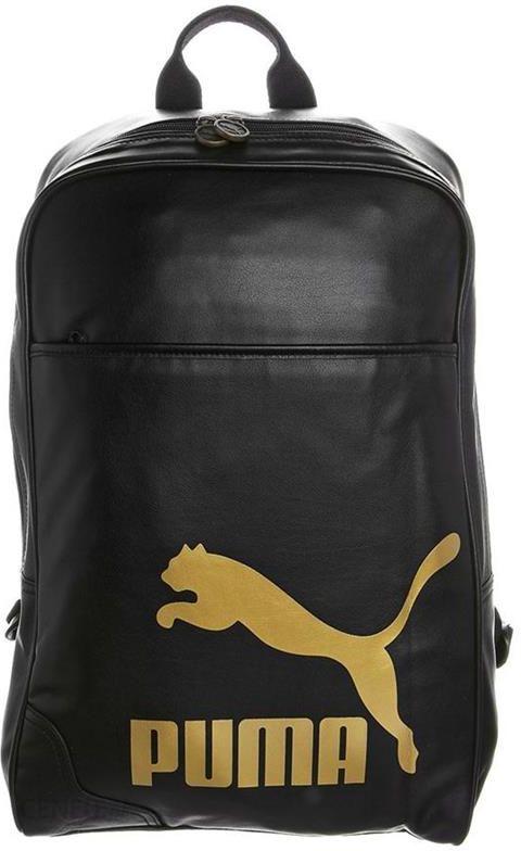 4e1c84eabcf43 Plecak Puma Original Backpack Czarny (70734) - Ceny i opinie - Ceneo.pl