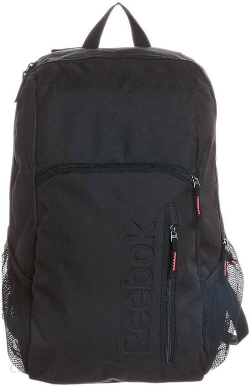 cf593554eeb32 Plecak Reebok Le Combi Czarny (W50910) - Ceny i opinie - Ceneo.pl
