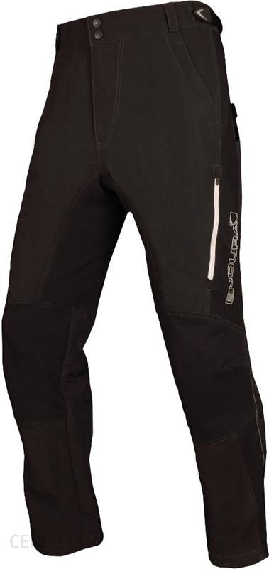 Endura Spodnie Singletrack II (Czarny, L)