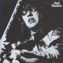 Suzi Quatro: Your Mamma Won`T Like Me (CD)