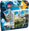 Lego Legends of Chima Speedorz Disc Shooting 70101