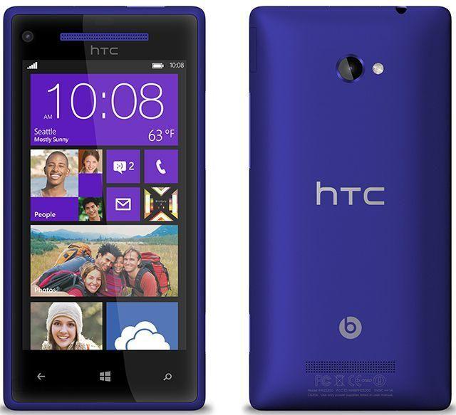 Htc Windows Phone 8x Niebieski Cena Opinie Na Ceneo Pl