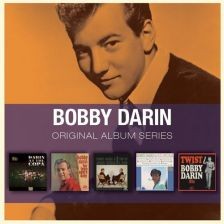 BOBBY DARIN - ORIGINAL ALBUM SERIES VOL. 2 (5CD)