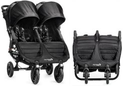 Baby Jogger City Mini Gt Double Black Spacerowy
