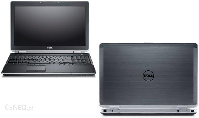 476a7e782323b Laptop DELL E6530 (51692769) - Opinie i ceny na Ceneo.pl