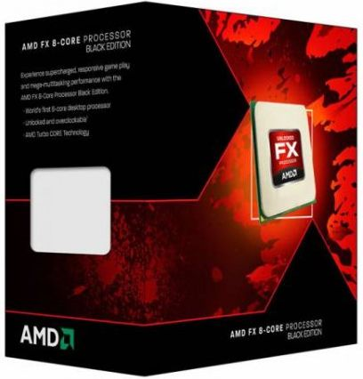 AMD FX-8320 X8 3,5GHz BOX (FD8320FRHKBOX)