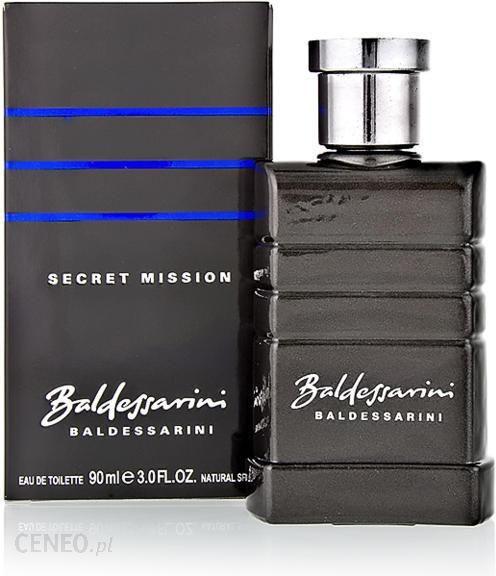 25ff7541802d4 Hugo Boss Baldessarini Secret Mission woda toaletowa 90ml - zdjęcie 1 ...