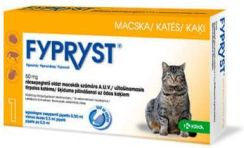 Fypryst Kot 50mg 3 Pipety