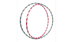 "Small Foot Design Hula Hoop ""Błysk"" 6853"