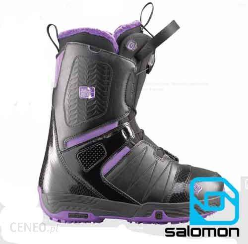 Buty snowboardowe Salomon Pearl 20112012 Archiwum Produktów