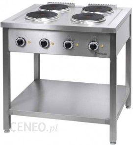 Stalgast Kuchnia Elektryczna Wolnostojąca 4x26 Kw 972410610