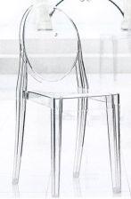 KARTELL Krzesło Victoria Ghost (4857)