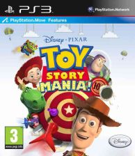 Toy Story Mania! (Gra PS3)