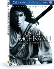 Ostatni Mohikanin (The Last of the Mohicans) Premium Collection (Blu-ray)