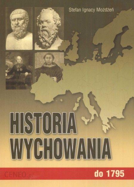 możdżeń historia wychowania do 1795 pdf
