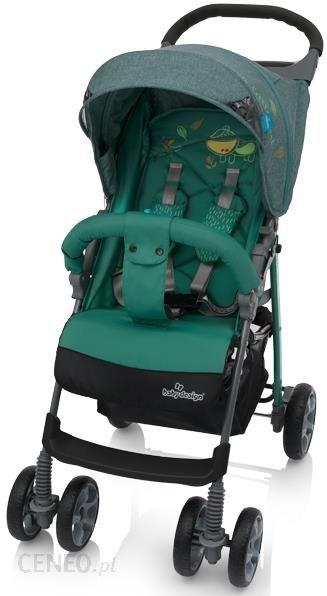 82ad89e4b4a2bb Wózek Baby Design Mini 04 Zielony Spacerowy - Ceny i opinie - Ceneo.pl
