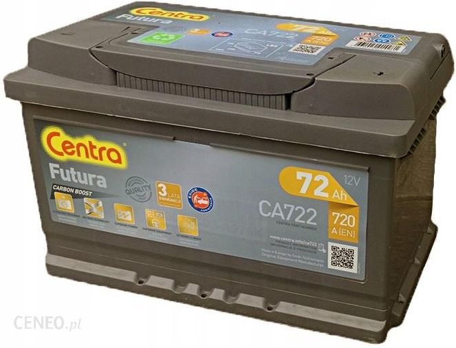 Centra CA722 72AH/720A FUTURA (P+)
