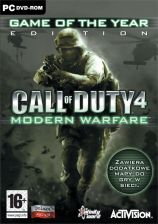 Gra na PC Call of Duty 4 Modern Warfare GOTY (Gra PC) - zdjęcie 1