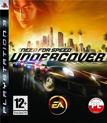 Need for Speed: Undercover (Gra PS3)
