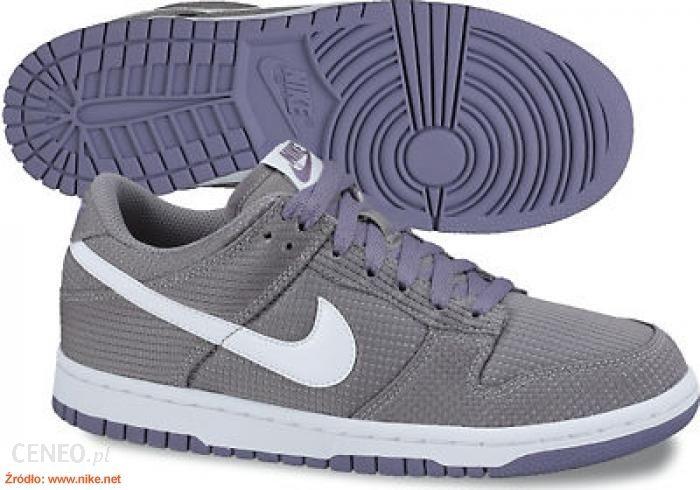 separation shoes 31b29 0febb Nike BUTY DUNK LOW CL 317815-003 317815.003 SPORTOWE SZARY - zdjęcie 1