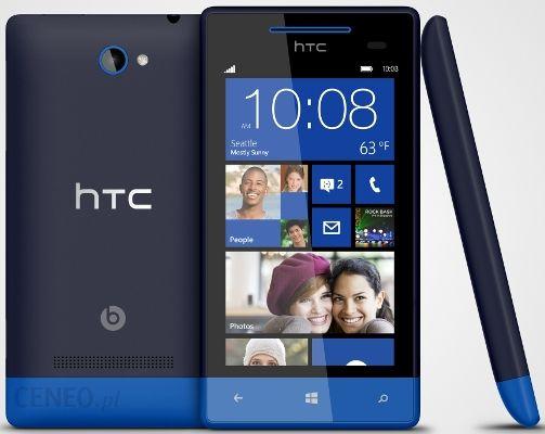 Htc Windows Phone 8s Atlantic Niebieski Cena Opinie Na Ceneo Pl