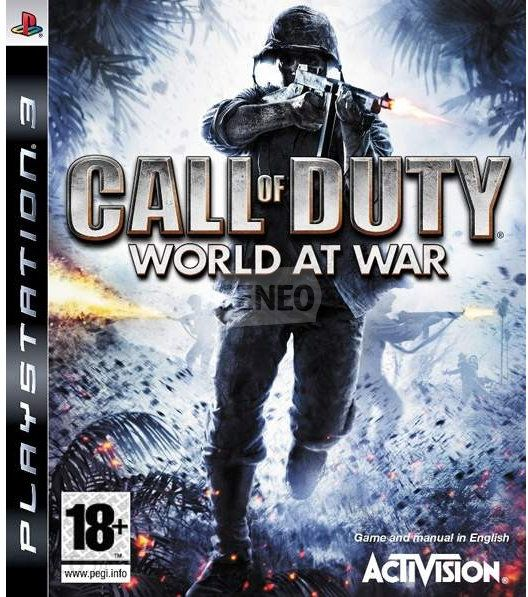 call of duty world at war highly compressed 10mb